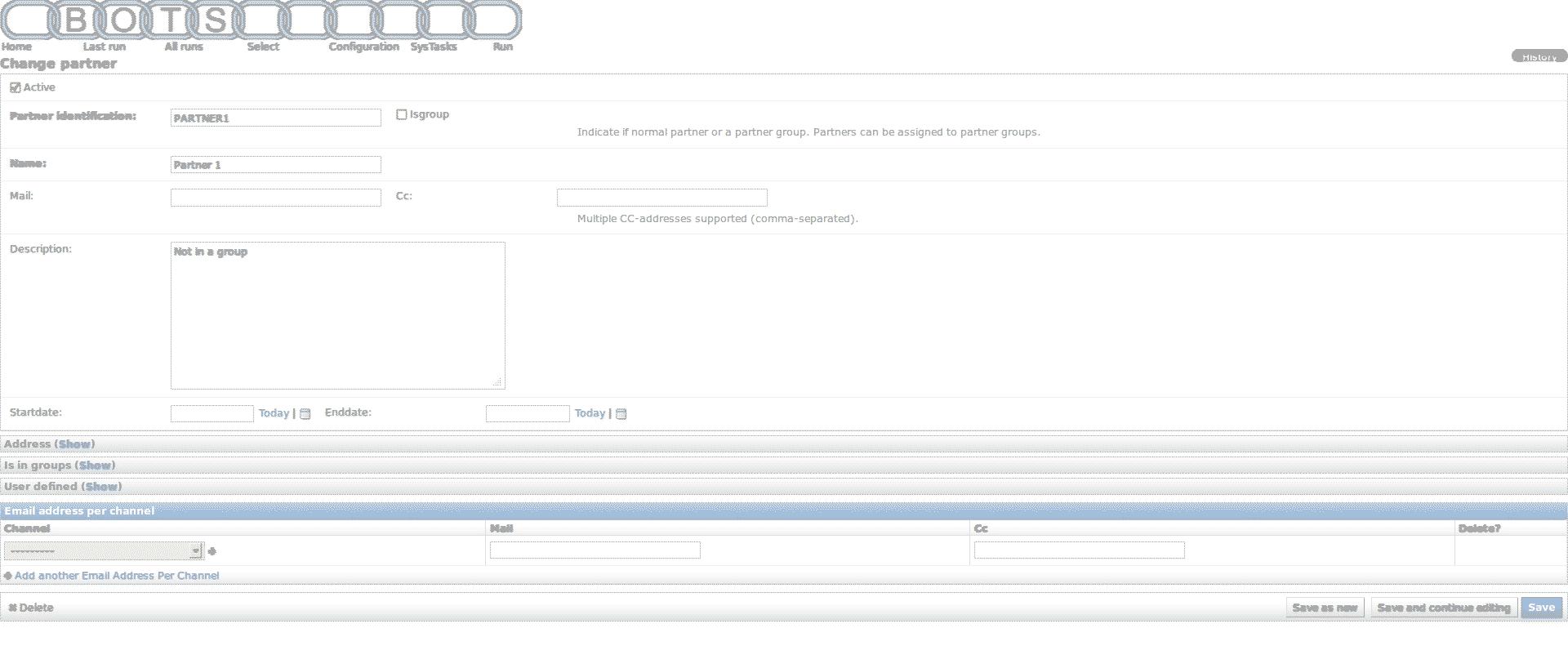 Bots open source edi translator download | SourceForge net