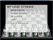 The Brutal Chess menu system
