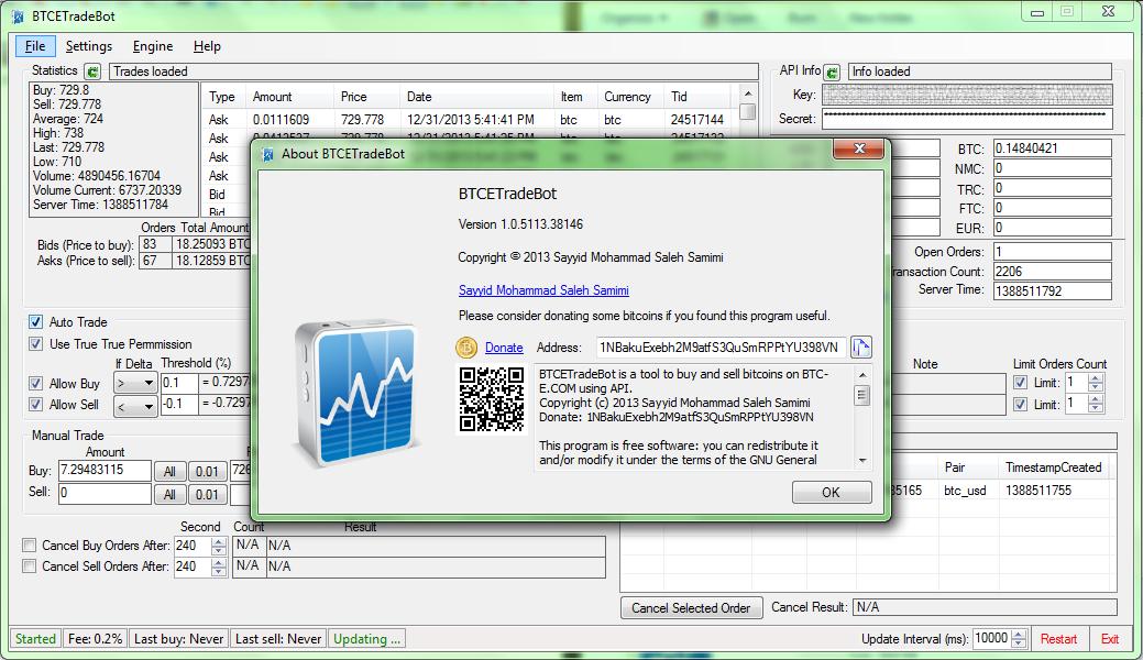 GSMG tradingbot – Automatisch traden op Binance & Bittrex!