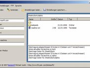 BTVisualFTP embedded in demo application.