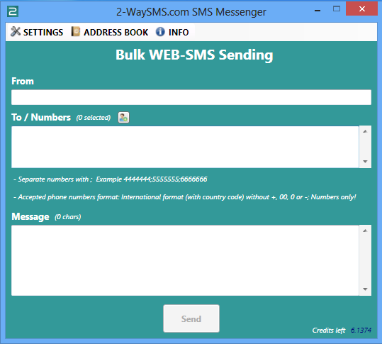 Bulk sms software for pc download | sourceforge. Net.