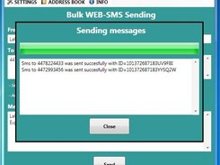 Bulk SMS Software for PC download   SourceForge net