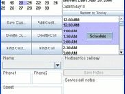 Scheduling with busy