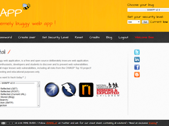 bWAPP download | SourceForge net