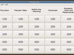 Build your own jeopardy download sourceforge board build your own jeopardy urtaz Choice Image