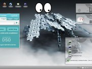 KDE4 Plasmoid ( Linux ) as applet