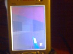Angstron 2 runnning on a PocketPC device
