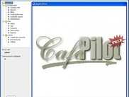 CafePilot Server Splashscreen
