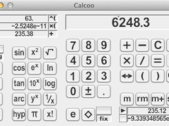 Algebraic mode in Mac OS