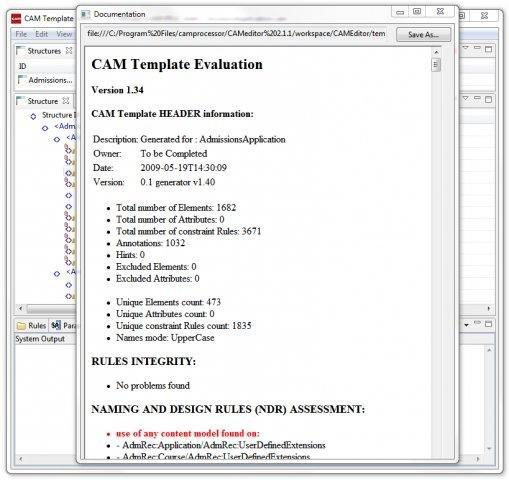 XML Editor/Validator/Designer with CAMV download
