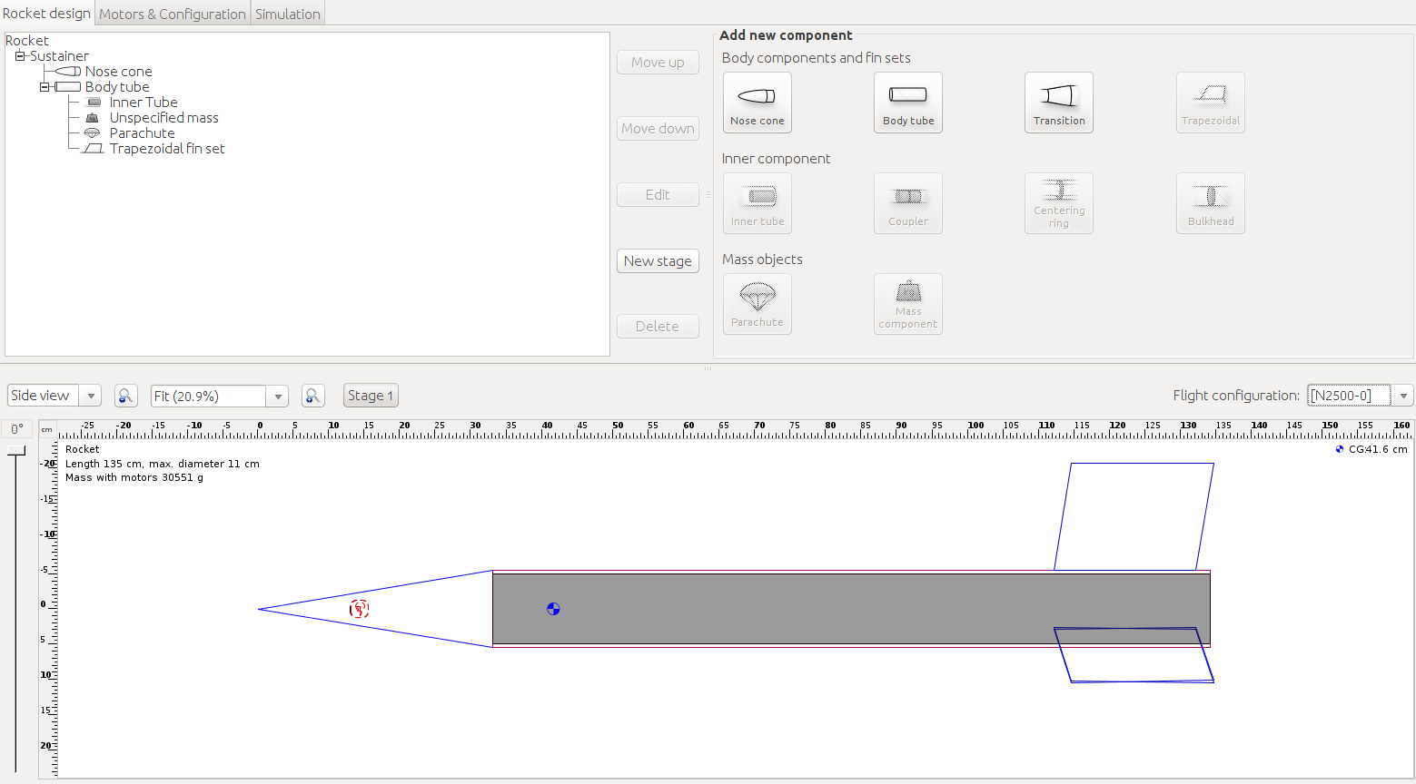Cambridge Rocketry Simulator download | SourceForge net
