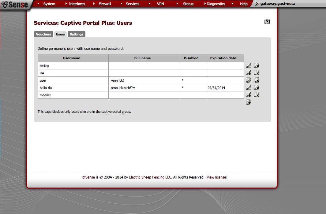 Captive Portal Plus download | SourceForge net