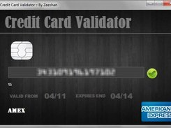 Credit Card Validator download | SourceForge net