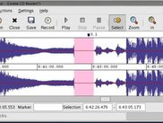 GCDMaster audio image edit window