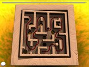 A virtual labyrinth game (using the Ogre viewer)
