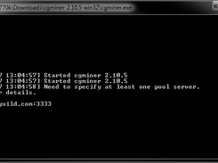 CGMiner download | SourceForge net