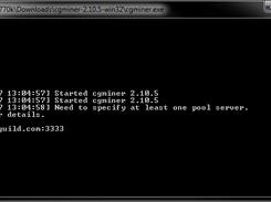 Cgminer download | SourceForge net
