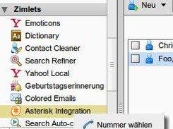 Asterisk PBX Integration Zimlet download | SourceForge net