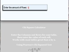 Chi square calculator download sourceforge any amount of rows and columns watchthetrailerfo