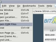 Open CHM File