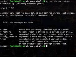 chrome-cut-cli download | SourceForge net