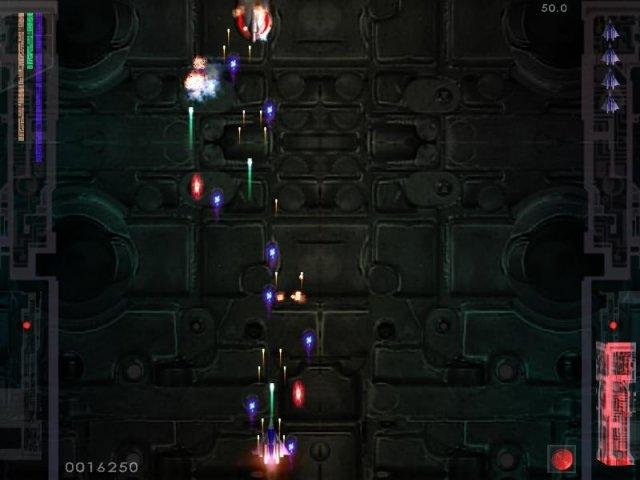Screenshot of Chromium B.S.U.