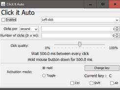 Click It Auto Download Sourceforge Net