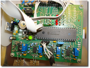 the controller board rev. 0