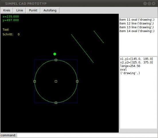 Simpel CAD Prototyp download | SourceForge net
