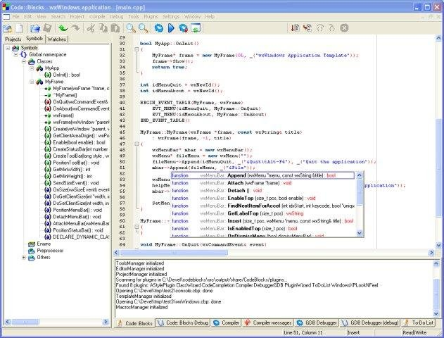 Code::Blocks download | SourceForge net