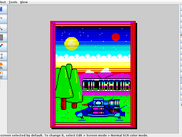 Colorator editor window