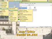 Main Screen of Comal-0434H