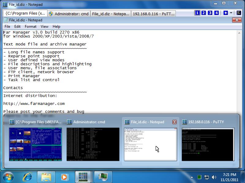 ConEmu - Handy Console Window download | SourceForge net