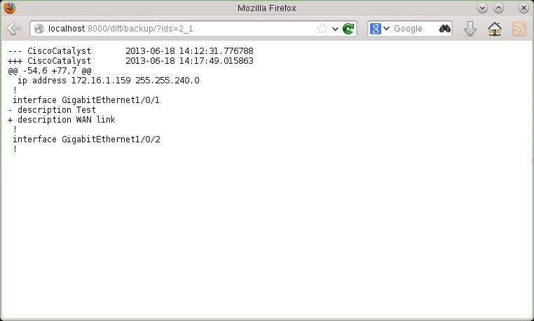 Configuration Backup (ConfiBack) download | SourceForge net