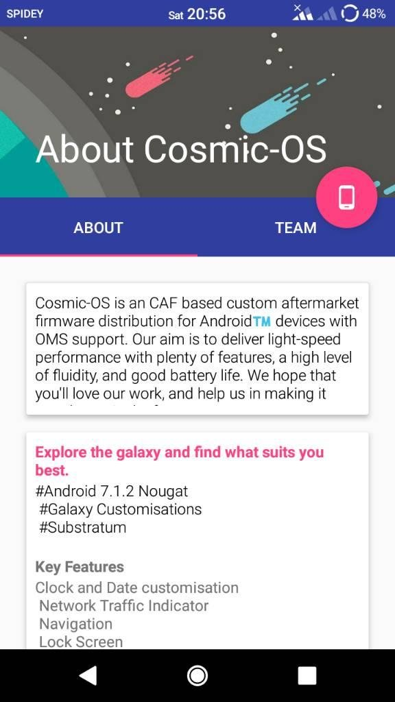 Cosmic-OS download | SourceForge net