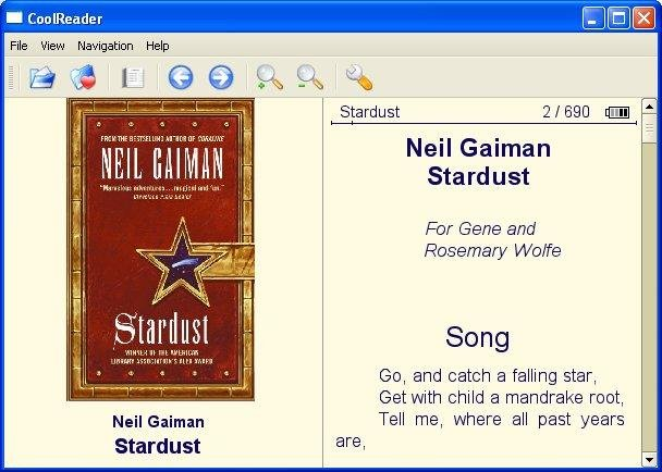 Cool Reader download | SourceForge net