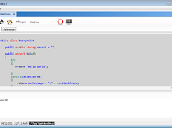 see the full c# code instantly