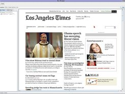 Box tree browser (LA Times)