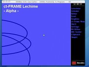 The new Lechime (alpha) Desktop