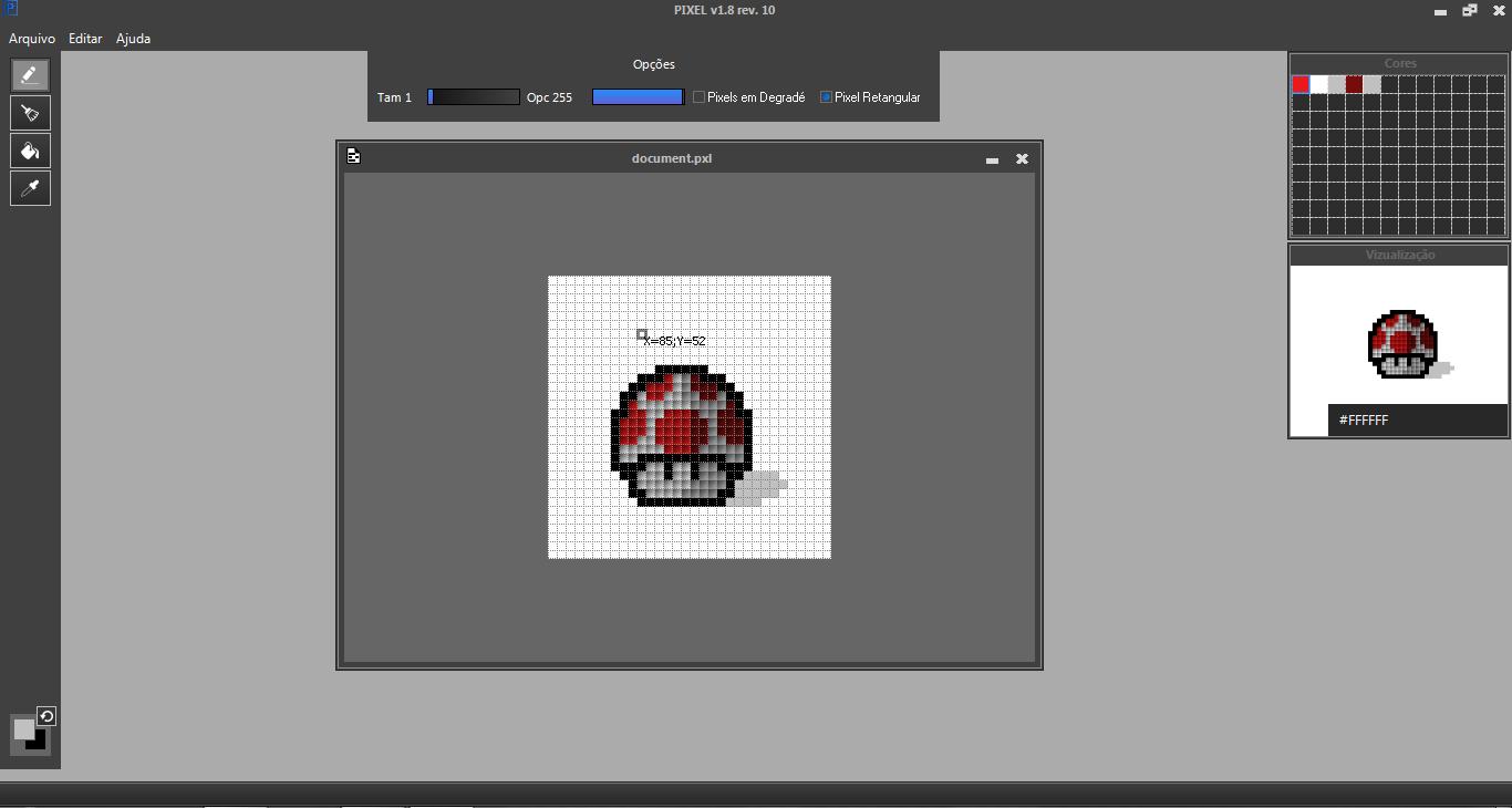 pixel art program windows 8
