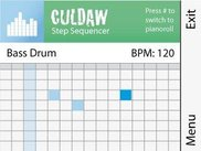 CULDAW sequencer