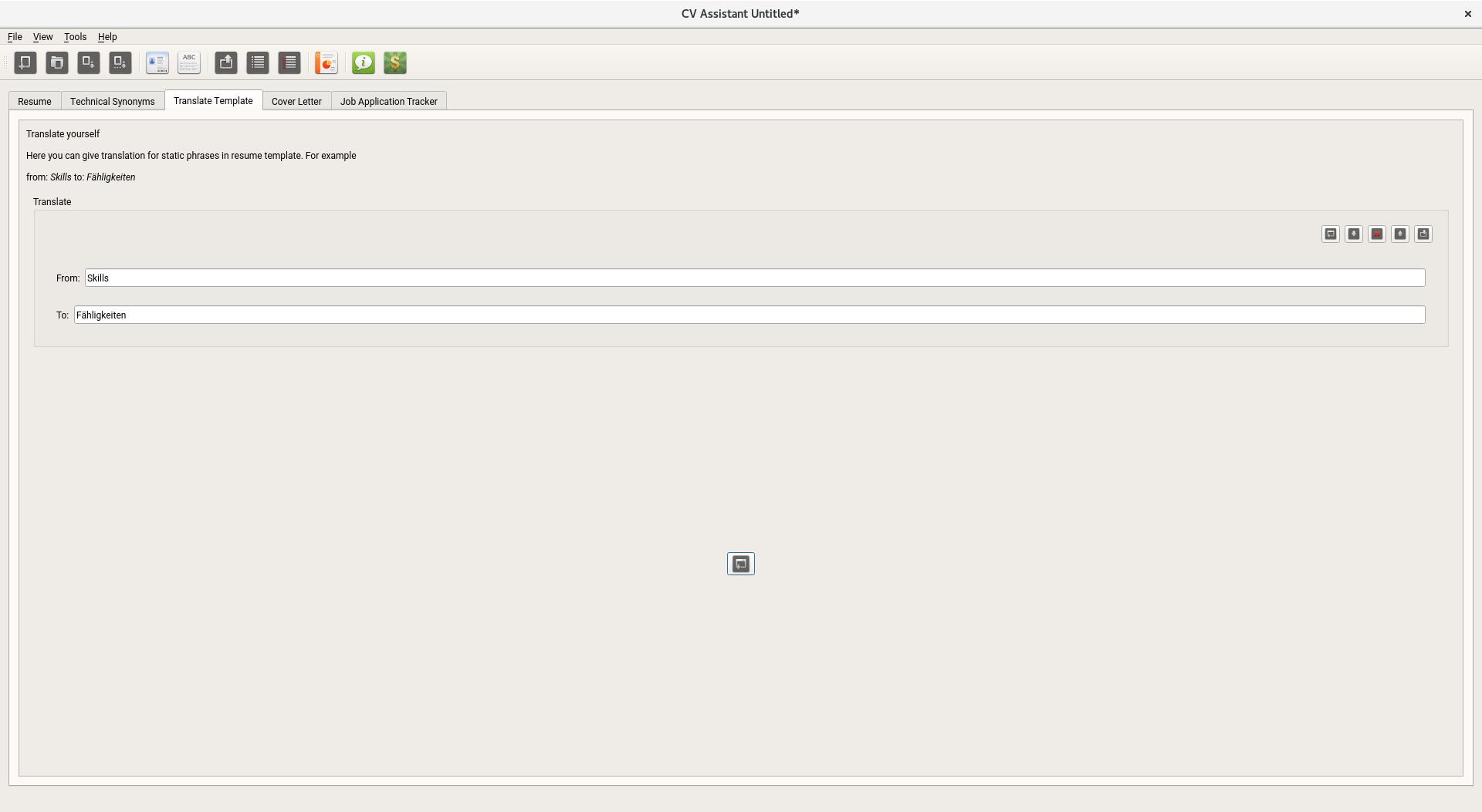 CVAssistant download   SourceForge.net