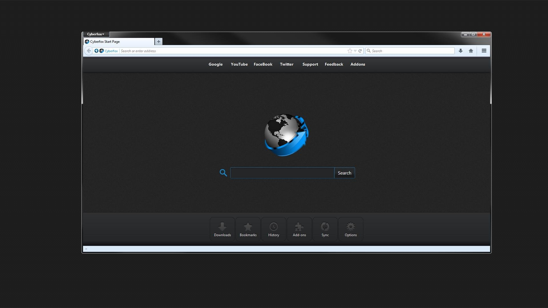 Cyberfox download | SourceForge net