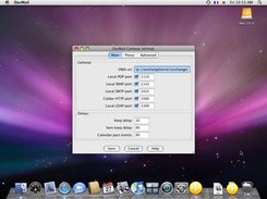 DavMail on Mac OS X