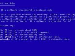 Darik's Boot and Nuke download | SourceForge net