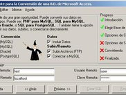 Conversion Options (Spanish)