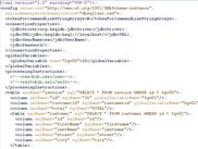 mapping (configuration) XML file - part 1