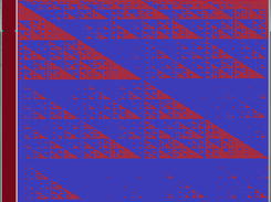 ddrescueview 0.4 alpha 2 on Windows (showing an interesting sierpinski triangle pattern)