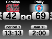 1: Scoreboard Jam Total Rounded