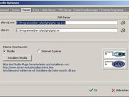 Internal Webserver with Mozilla or IE-Preview